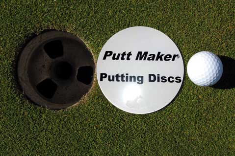 Putt Maker Putting Discs