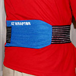 Ice Wraptor Ice Wraps can sooth lower back pulls