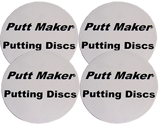 Putt Maker Putting Discs Improve Your Short Game